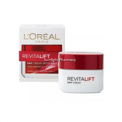 Loreal Dex Revitalift Day Cream Spf23 50Ml